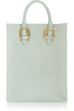 Ooh anyone fancy buying me this gorgeous Sophie Hulme tote for Christmas? It is 50% off!!!