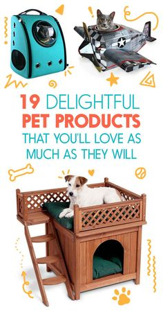 19 Delightful Pet Products That You'll Love As Much As They Will