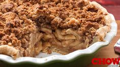 Talk Chow: Dutch Apple Pie - The Talk - CBS.com
