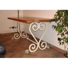 Table wrought iron. Coffee Table. Customize Realizations. 665