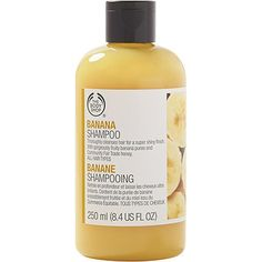The Body Shop Online Only Banana Shampoo