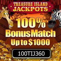 Treasure island casino free spins gambling statistics australia 2009