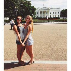 we found the White House but not Obama but that's ok!!!! by mega_cron #WhiteHouse #USA