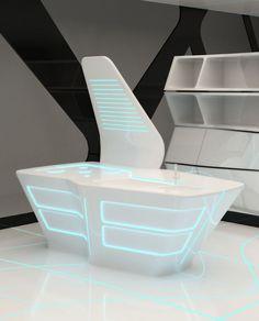 Tron Designs Corian- MODUL RECOMIENDA CORIAN PEDIDOS --> diseno.monterrey@modulstudio.mx