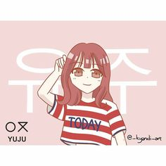 Gfriend Fanart Kpop SUNNY SUMMER Kpop Girl Groups, Kpop Girls, Chibi Wallpaper, Gfriend Yuju, Fandom, Fan Art, Jessica Jung, G Friend, Kpop Fanart