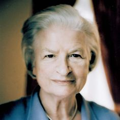 British Mystery Novelist P.D. James  (3 August 1920 – 27 November 2014)  -- James is best known for her series of detective novels featuring poet/policeman Adam Dalgliesh. She has also found success with her stand-alone novels; her dystopian novel Children of Men was made into a movie starring Clive Owen and directed by Alfonso Cuaron.