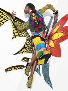 Fashion photography: Meinke Klein