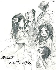 maaf fantasia by temiji.deviantart.com on @deviantART