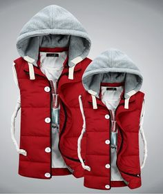 ainr Mens Down Vest Sleeveless Down Jacket Cotton Light Weight Zip Outwear