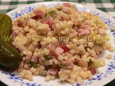 Tarhoňa s uzeným Risotto, Potato Salad, Potatoes, Ethnic Recipes, Potato