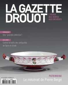 Gazette Drouot n°39 du 13/11/2015. #Céramique #Rambouillet #LouisXVI #ArtMarket #Webzine