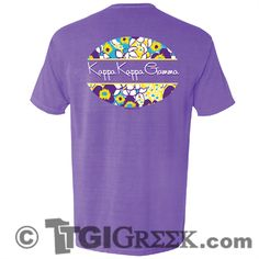 TGI Greek - Sorority PR - Greek T-Shirt Designs #sororityPR #greeklife #tgigreek