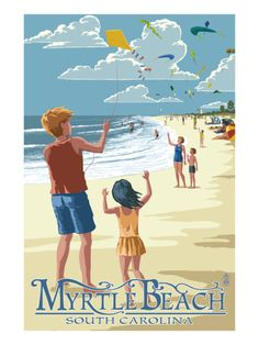 After Hawaii Myrtle Beach, South Carolina is the most visited tourist location in the US.