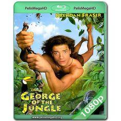 GEORGE DE LA JUNGLA (1997) WEB-DL 1080P HD MKV ESPAÑOL LATINO | PelisMEGAHD | 1080p - 720p - 3D SBS - DVDRip - MKV