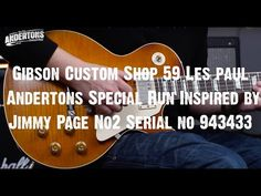 Top Shelf Guitars - Gibson CS 59 LP Andertons Special Run Inspired by Jimmy Page No2 Serial no943433 - Tronnixx in Stock - http://www.amazon.com/dp/B015MQEF2K - http://audio.tronnixx.com/uncategorized/top-shelf-guitars-gibson-cs-59-lp-andertons-special-run-inspired-by-jimmy-page-no2-serial-no943433/