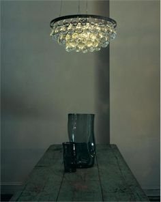 Contemporary Chandelier from Ochre, Model: Round 60cm