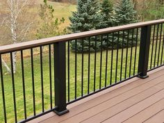 Best Composite With Fortress Panel Railing Deck Patio In 2019 400 x 300