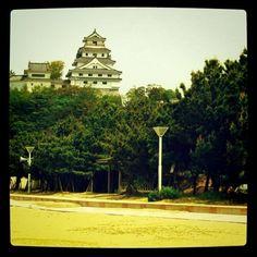 "@nemeanliogram's photo: ""Karatsu castle"""