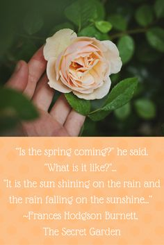 Yes, it is. A spring qoute