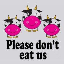 Eat no beef