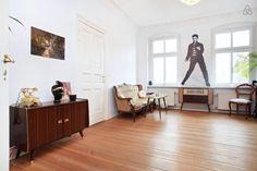 Traumhafte Altbau Wohnung für 2 Wochen im Oktober - Kreuzberg - Flat in Berlin-Kreuzberg