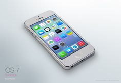 Esta es la versión alternativa del diseño de iOS 7 que está arrasando en la red.