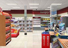 Convenience Store Layout | store layout example convenience store layout convenience store layout ...