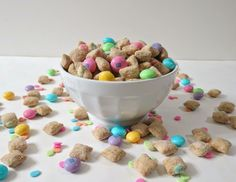 Easter Bunny Chow   No-Bake Treats to Make for Easter
