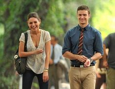 Friends With Benefits is hilariously adorable.
