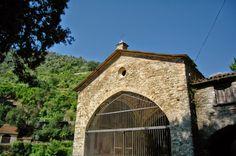 Apricale (IM), Chiesa di Santa Maria degli Angeli