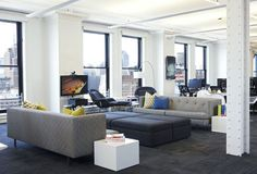 Foursquare New York headquarters by Audra Canfield and Foursquare