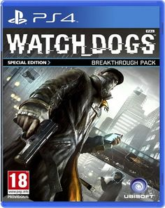Watch Dogs - PlayStation 4   #WatchDogs #PS4