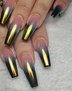 Semi-permanent varnish, false nails, patches: which manicure to choose? - My Nails Fabulous Nails, Gorgeous Nails, Stylish Nails, Trendy Nails, Hot Nails, Hair And Nails, Crome Nails, Manicure E Pedicure, Nagel Gel