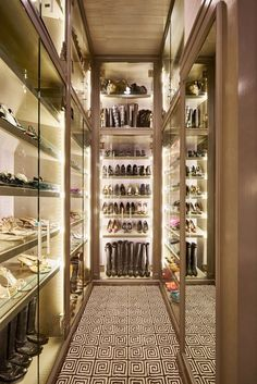 Walk In Closet Design Dallas | The Couture Closet LLC