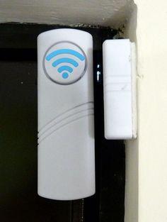 Make a $4 WiFi Door Alarm using a ESP8266 #IoT #instructables #diy