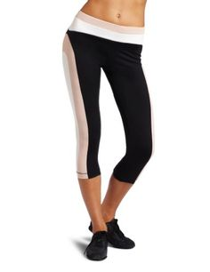 Hknb Heidi Klum For New Balance Women`s Cropped Legging With Panel $14.71