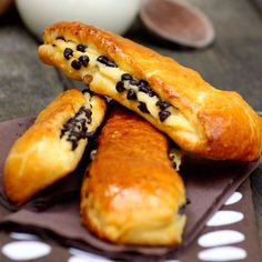 La recette du jour: la brioche suisse au chocolat et à la crème pâtissière (comme à la boulangerie)
