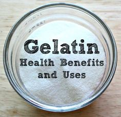 Gelatin Health Benefits and Uses - 45 Gelatin Recipes! - The Coconut Mama