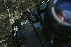 Canon A1 ... der allrounder Du willst etwas neues ausprobieren und in die analoge Fotografie einsteigen? Mit dieser Kamera gelingt es.