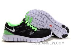 http://www.jordannew.com/nike-free-run-2-mens-running-shoes-black-white-green-for-sale.html NIKE FREE RUN+ 2 MENS RUNNING SHOES BLACK WHITE GREEN FOR SALE Only $47.28 , Free Shipping!