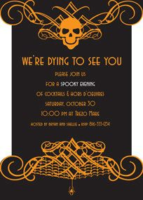 Halloween Invites Grude Interpretomics Co