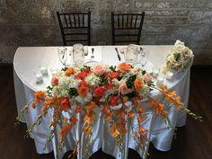 #miamicatering #miamiwedding #wedding #weddings #tabledecoration #flowers #elegant