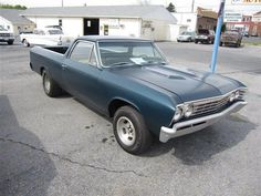 1967 Chevrolet El Camino for sale in Long Island NY