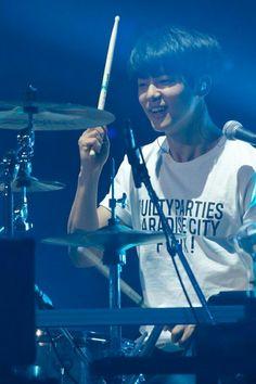 Cnblue, Minhyuk, Kang Min Hyuk, Korean Celebrities, Press Photo, Rock Bands, Kdrama, Fangirl, Singer