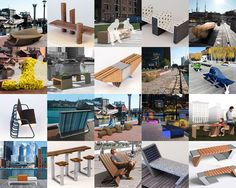 The 20 Semi-Finalists in Design Museum Boston's Street Seats Challenge 2013