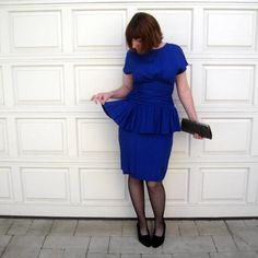 The Jazz Singer Dress. $30.00, via Etsy.