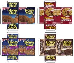 Honey Maid Boxes