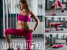 Sexy Lean Legs #21 - YouTube