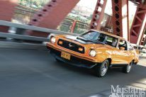 Mump 1211 01 1976 Ford Mustang Mach1 Orange Crush