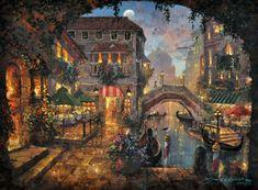 James Coleman - Venice Twilight